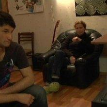 Anton's right here: un'immagine tratta dal film