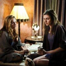 Du hast es versprochen: Mina Tander e Laura de Boer in una scena del thriller diretto da Alex Schmidt