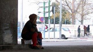 It was better tomorrow: Aida Kaabi, la donna tunisina protagonista del documentario, in una scena