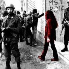 Sfiorando il muro: un'immagine promozionale del documentario sulle brigate rosse diretto da Silvia Giralucci e Luca Ricciardi