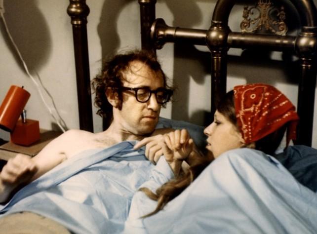 Woody Allen Con Louise Lasser Ne Il Dittatore Dello Stato Libero Di Bananas 249008