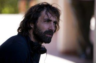 Acciaio: il regista Stefano Mordini sul set del film