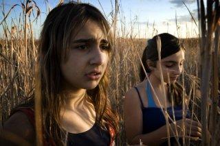 Bellas Mariposas: Sara Podda e Maya Mulas in una scena del film di Salvatore Mereu