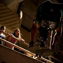 Bellas Mariposas: Sara Podda e Maya Mulas sul set del film