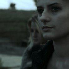 Cargo: Lidiya Liberman in una scena del cortometraggio di Carlo Sironi
