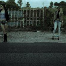Cargo: Lidiya Liberman in una scena del cortometraggio di Carlo Sironi sulla prostituzione