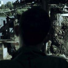 Cargo:una scena del cortometraggio diretto da Carlo Sironi