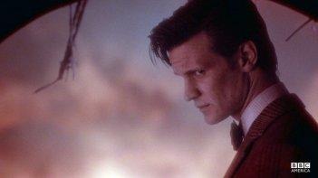 Doctor Who: Matt Smith nell'episodio Asylum Of The Daleks, premiere della stagione 7