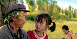 Fly with the Crane: Ma Xingehun in una scena del film