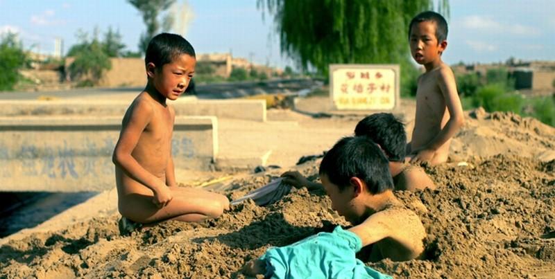 Fly With The Crane Una Scena Del Poetico Film Di Li Ruijun 249262