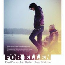 For Ellen: la locandina del film