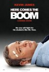 Here Comes the Boom: la locandina del film