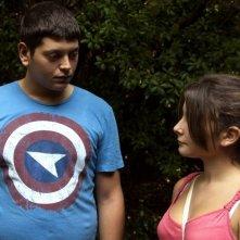 L'intervallo: Alessio Gallo con Francesca Riso in un'immagine del film