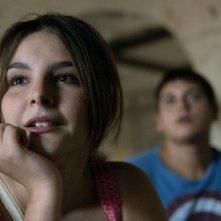 L'intervallo: Alessio Gallo e Francesca Riso in un'immagine del film
