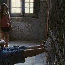 L'intervallo: Alessio Gallo e Francesca Riso in una scena del film sono Salvatore e Veronica