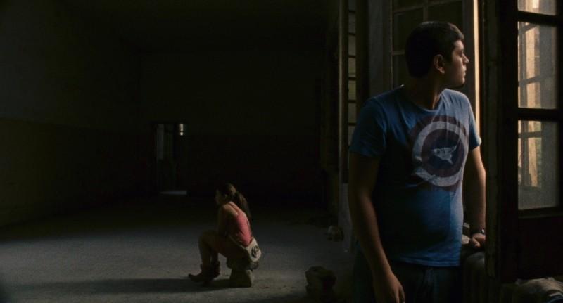 L Intervallo Alessio Gallo Insieme A Francesca Riso In Una Scena Del Film Sull Adolescenza 249172
