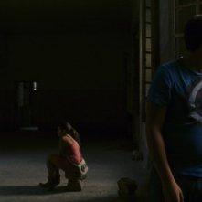 L'intervallo: Alessio Gallo insieme a Francesca Riso in una scena del film sull'adolescenza