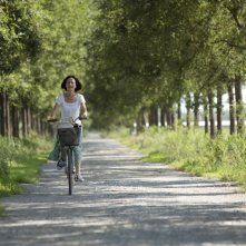 Lotus: la protagonista Tan Zhuo in una scena del film