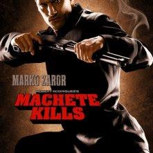 Machete Kills: ecco il character poster di Marko Zaror