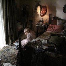 No quiero dormir sola: un'immagine di Adriana Roel tratta dal film