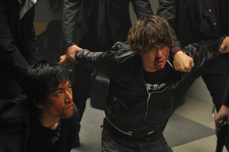 Outrage Beyond Una Scena Dell Action Diretto Da Takeshi Kitano 249229