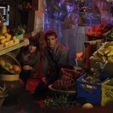 Sanctuary: Amanda Tapping e Robin Dunne nell'episodio Untouchable