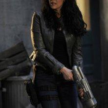 Sanctuary: Amanda Tapping nell'episodio Fugue