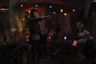 Sanctuary: Amanda Tapping nell'episodio Untouchable