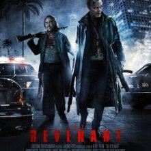 The Revenant: poster USA
