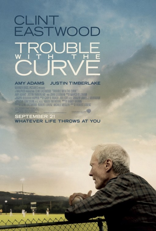 Trouble With The Curve La Locandina Del Film 249084