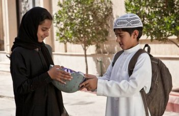 Wadjda: una scena del film diretto dalla regista saudita Haifaa Al Mansour