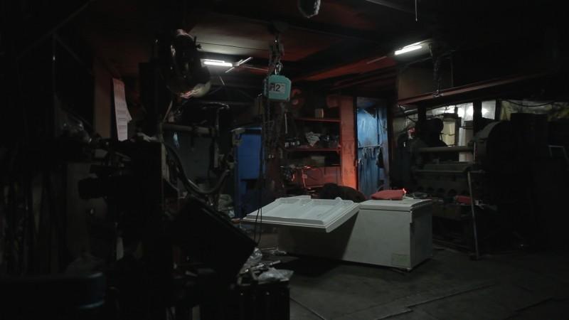 Pieta La Stanza Delle Torture In Una Scena Tratta Dal Film 249331