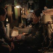 Pietà: Lee Jung-jin è lo strozzino Kang-do in una scena del film