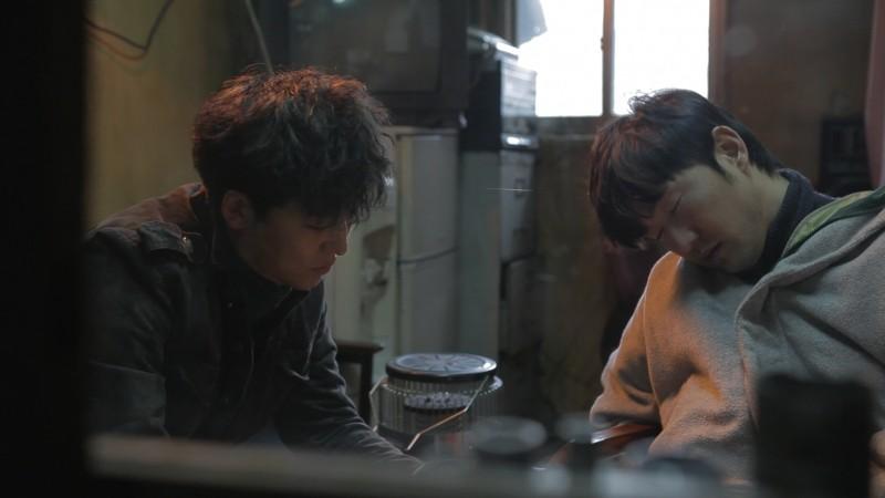 Pieta Lee Jung Jin In Una Scena Del Film Con Una Delle Sue Vittime 249345
