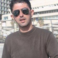 Water: Ahmad Bargouthi, uno dei registi palestinesi del film collettivo, in un'immagine promozionale