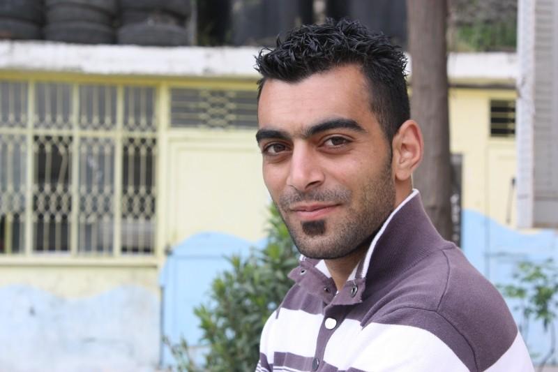 Water Mohammad Fuad Uno Dei Registi Palestinesi Del Film Collettivo 249363