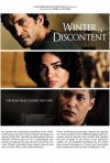 Winter of discontent: locandina internazionale del film