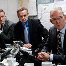 A Hijacking: Søren Malling in una scena del dramma carcerario diretto da Tobias Lindholm