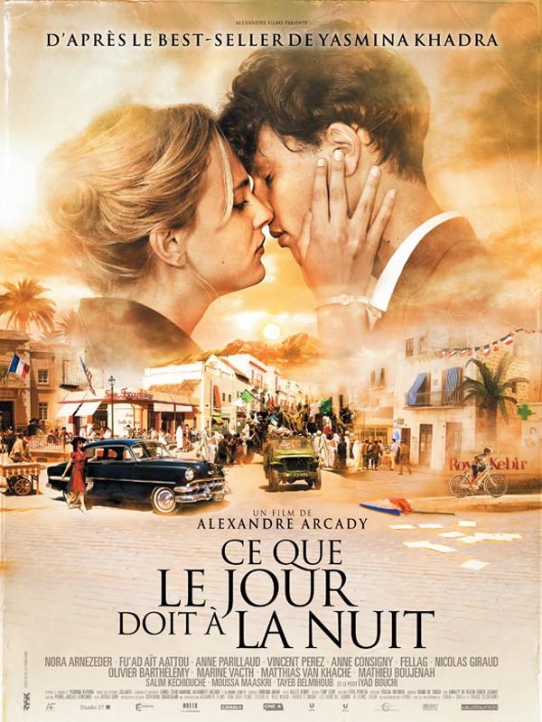 Ce Que Le Jour Doit A La Nuit La Locandina Del Film 249445