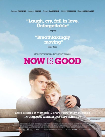 Now Is Good Ancora Un Nuovo Poster Usa 249414