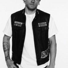 Sons of Anarchy: Charlie Hunnam in una foto promozionale della stagione 5