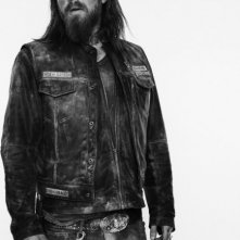 Sons of Anarchy: Ryan Hurst in una foto promozionale della stagione 5