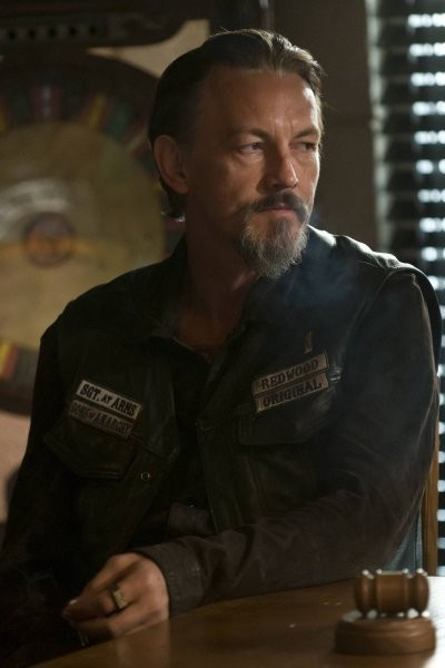 Sons Of Anarchy Tommy Flanagan Nell Episodio Sovereign 249467