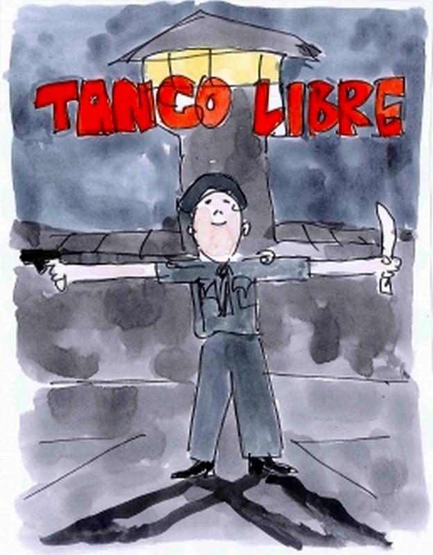 Tango Libre Il Teaser Poster Del Film 249496
