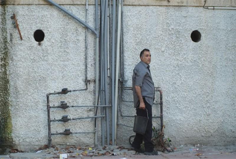 The Cutoff Man Il Protagonista Moshe Ivgy In Una Scena Del Film Di Idan Hubel 249539