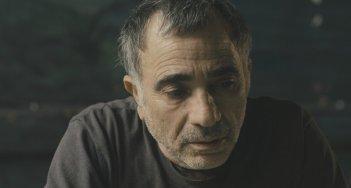 The Cutoff Man: Moshe Ivgy in una scena del film