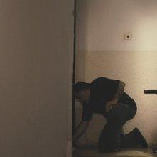 The Cutoff Man: Moshe Ivgy in una scena tratta dal film di Idan Hubel