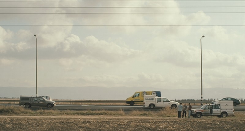 The Cutoff Man Una Scena Del Film Diretto Dal Regista Israeliano Idan Hubel 249538