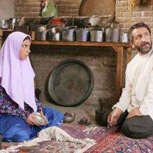 The paternal house: Mehran Rajabi in una scena del film