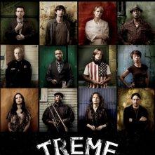 Treme: un poster della stagione 3